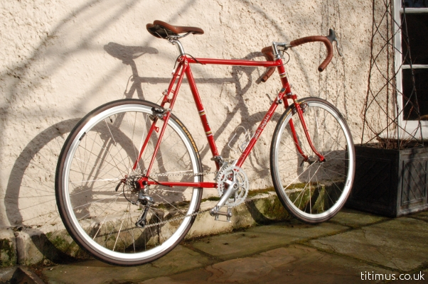 Jack Taylor Bicycle