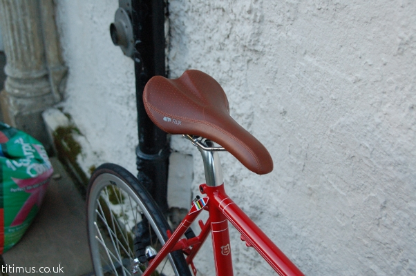 Madison Flux Saddle