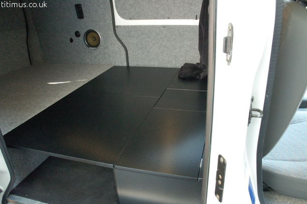 Suzuki Carry Camper Bed Board