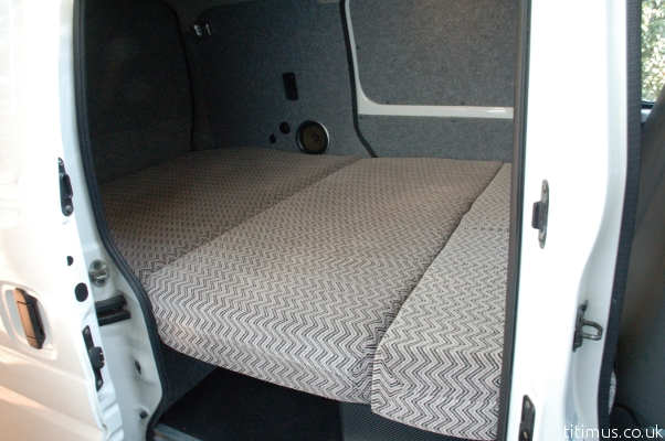 Suzuki Carry Mini Camper Bed Cusions Made