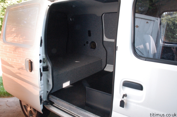 Suzuki Carry Camper